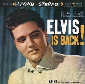 Elvis is Back Elvis Presley