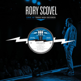 Live At Third Man Records Rory Scovel