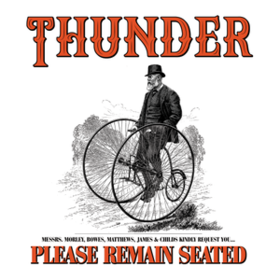 Please Remain Seated Thunder
