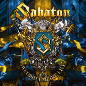 Swedish Empire Live Sabaton