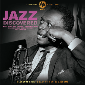 Jazz Discovered Various Artists