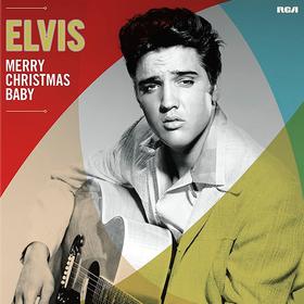 Merry Christmas Baby Elvis Presley