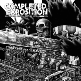 Structure Space Mankind Completed Exposition