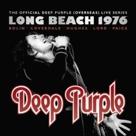 Long Beach 1976 Deep Purple