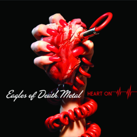 Heart On Eagles Of Death Metal