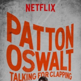 Talking For Clapping Patton Oswalt