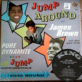Jump Around James Brown