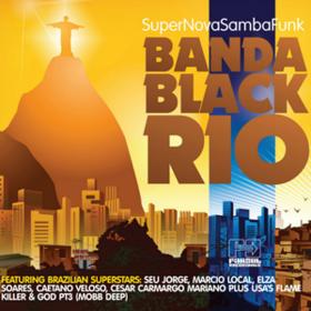 Super Nova Samba Funk Banda Black Rio