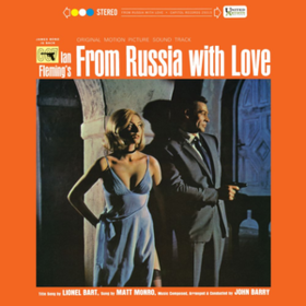 From Russia With Love John Barry