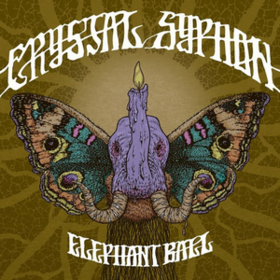 Elephant Ball Crystal Syphon