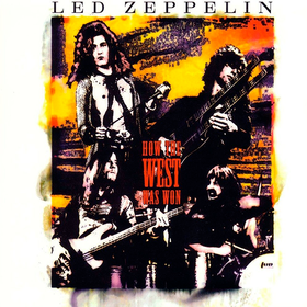 How The West Was Won Led Zeppelin
