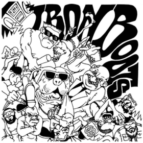 Complete Discography Iron Boots