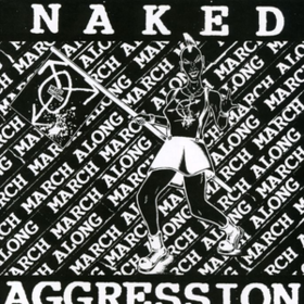 March March Along Naked Aggression