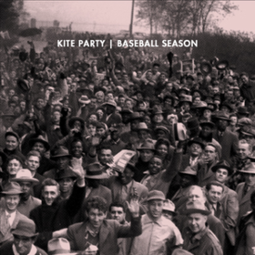 Baseball Season Kite Party