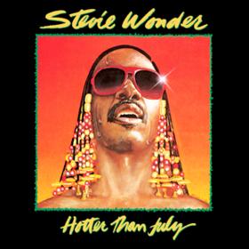 Hotter Than July Stevie Wonder