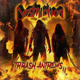 Thrash Anthems Ii Destruction