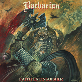 Faith Extinguisher Barbarian