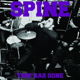 Time Has Gone Spine