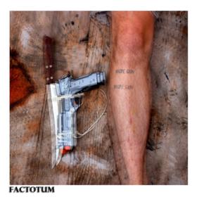 Knife Gun Factotum