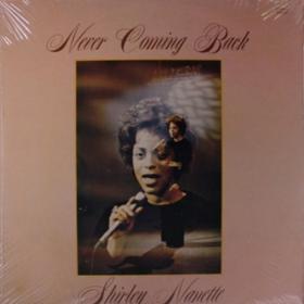 Never Coming Back Shirley Nanette