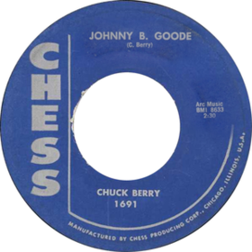Johnny B. Goode Chuck Berry