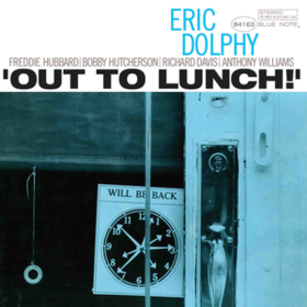 Out To Lunch Eric Dolphy