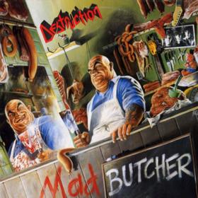 Mad Butcher Destruction