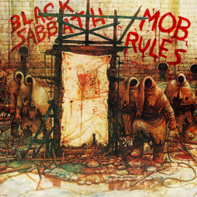 Mob Rules Black Sabbath