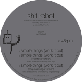 Simple Things Shit Robot