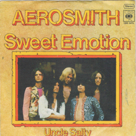 Sweet Emotion Aerosmith