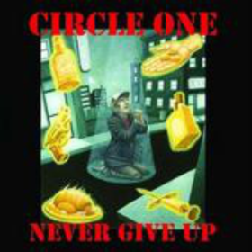Never Give Up Circle One