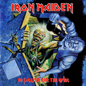 No Prayer For The Dying Iron Maiden