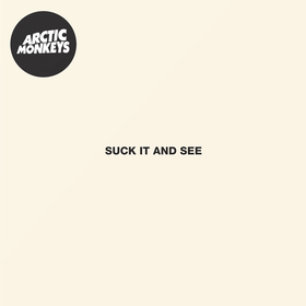Suck It And See Arctic Monkeys