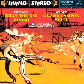 Billy The Kid/Rodeo A. Copland