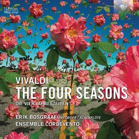 Four Seasons (Erik Bosgraaf/Ensemble Cordevento) A. Vivaldi