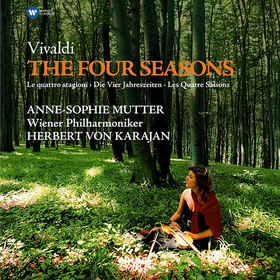 The Four Seasons (By Anne-Sophie Mutter) A. Vivaldi