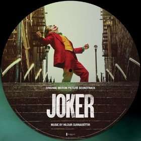 Joker by Hildur Gudnadottir (Picture Vinyl) Original Soundtrack