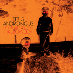 Home Alone On Halloween Titus Andronicus