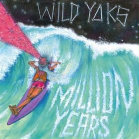 Million Years Wild Yaks