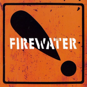 International Orange! Firewater