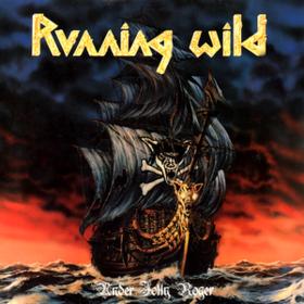 Under Jolly Roger Running Wild