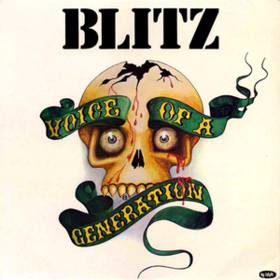 Voice Of A Generation Blitz