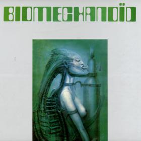 Biomechanoid Joel Vandroogenbroeck