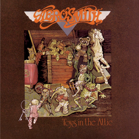 Toys In the Attic Aerosmith