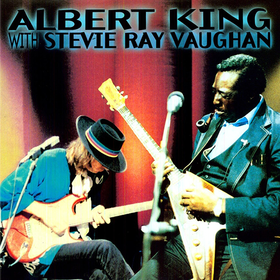 In Session Albert King & S.R.Vaughan