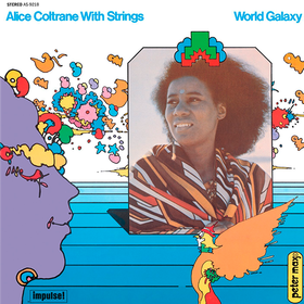 World Galaxy (Limited Edition) Alice Coltrane