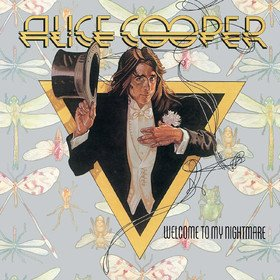 Welcome To My Nightmare (Limited Edition) Alice Cooper