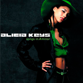 Songs In A Minor Alicia Keys
