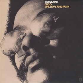 Life, Love & Faith (Coloured) Allen Toussaint