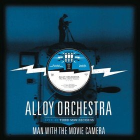 Man With The Movie Camera Alloy Orchestra